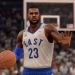 NBA Live 16: All-Star LeBron James