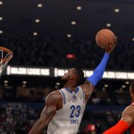 NBA Live 16: LeBron James All-Star Dunk