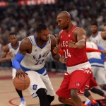 NBA Live 16: All-Star LeBron James vs. Kobe Bryant
