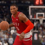 NBA Live 16: All-Star Russell Westbrook