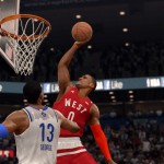 NBA Live 16: Russell Westbrook All-Star Dunk