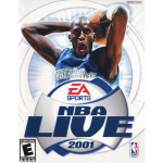NBA Live 2001 Cover Art