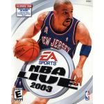 NBA Live 2003 Cover Art