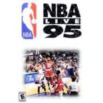 NBA Live 95 Cover Art