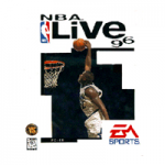 NBA Live 96 Cover Art - PC