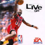 NBA Live 98 Cover Art