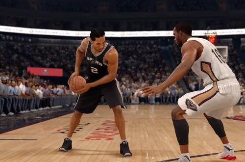 Kawhi Leonard in NBA Live 16
