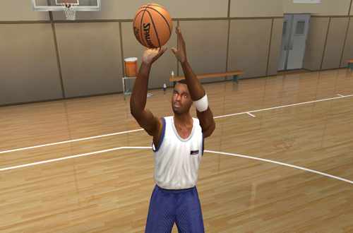 B. Rich in NBA Live 2003