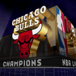 NBA Live 96 Championship Video featuring the Chicago Bulls