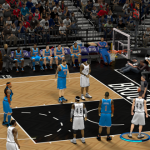Carmelo Anthony Jersey Glitch in NBA 2K13