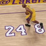 Kobe Bryant's Final Game in NBA 2K16