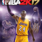 NBA 2K17 Legend Edition Cover Art featuring Kobe Bryant