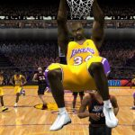 NBA Live 2002: Shaquille O'Neal