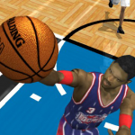Steve Francis in NBA Live 2002