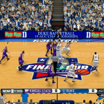 Modding the 2016 NCAA Tournament into NBA 2K14