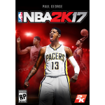 NBA 2K17 Cover Art