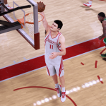Yao Ming in NBA 2K16