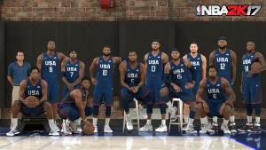 NBA 2K17: Team USA 2016