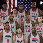 NBA 2K17: 1992 Dream Team