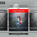NBA 2K17: League Type in MyGM & MyLEAGUE