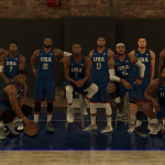 NBA 2K17: Team USA 2016