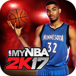 MyNBA2K17 Cover Art