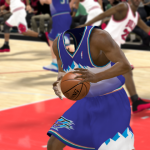 Headless Utah Jazz Players in NBA 2K11