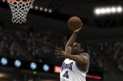 Chris Webber in NBA 2K12