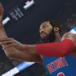 NBA 2K17: Andre Drummond