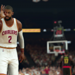 NBA 2K17: Kyrie Irving