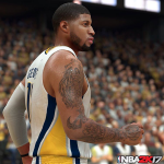 NBA 2K17: Paul George