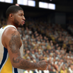 Paul George in NBA 2K17