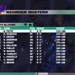 50s All-Stars in NBA Live 2000