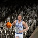 NBA Live 2000: George Yardley