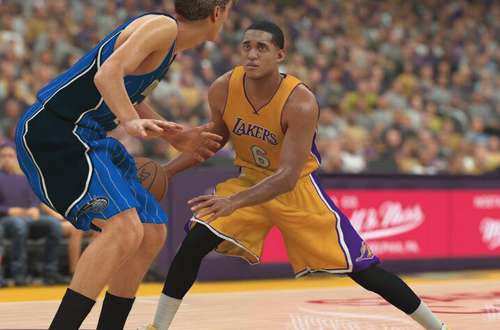 Jordan Clarkson in NBA 2K17