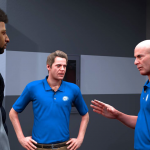 NBA 2K17: Coaching Staff in MyCAREER