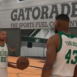 NBA 2K17: A Practice Cutscene in MyCAREER