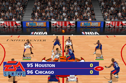Lutz's Champs Roster for NBA Live 99