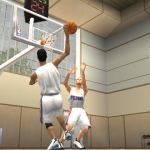 Training Cutscene in NBA Live 2004's Dynasty Mode