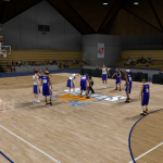 Summer Circuit Game in NBA 2K10's My Player