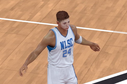 Valor in NBA 2K17's 2K Pro-Am