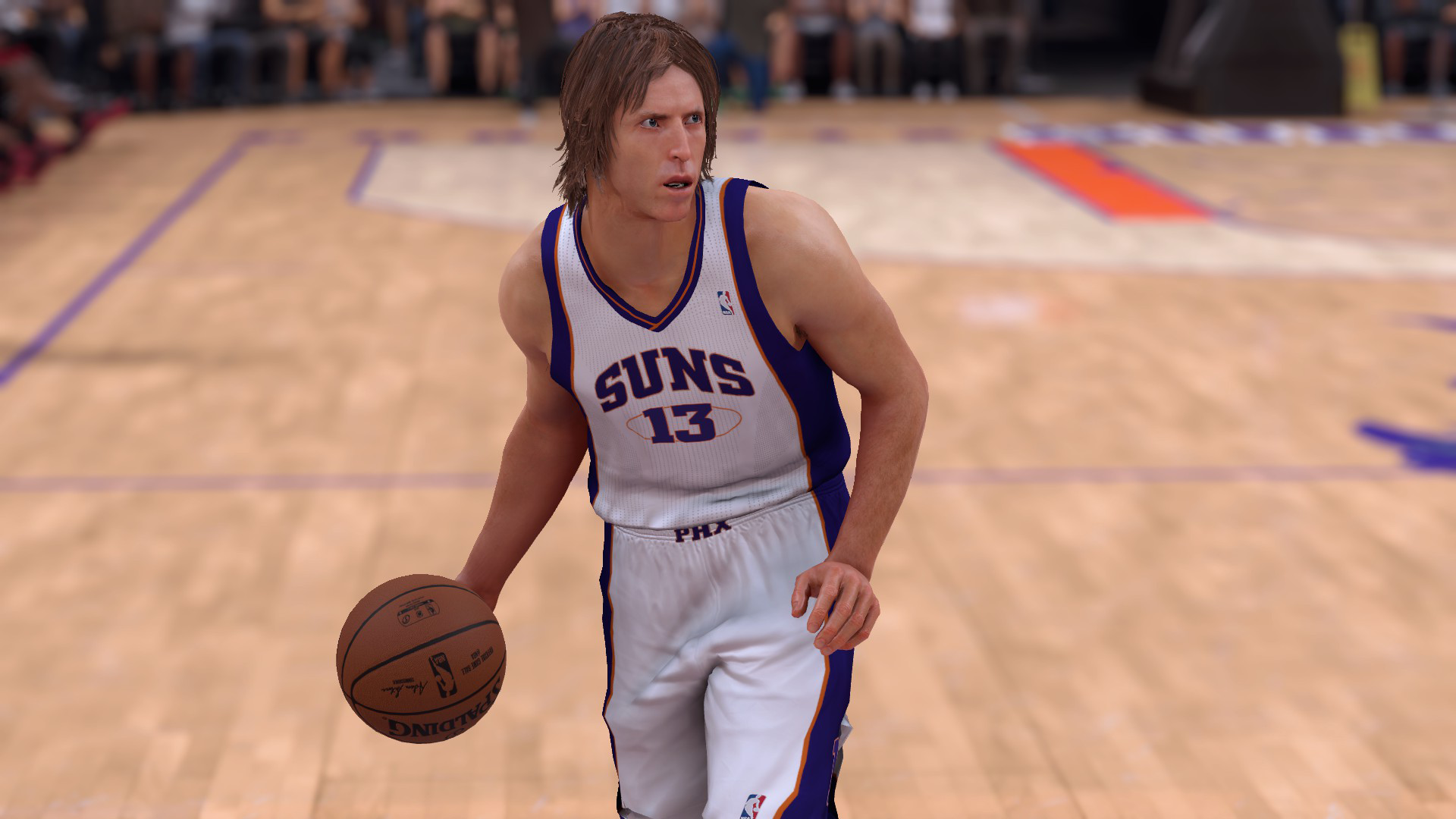 Latest NBA 2K17 Roster Features Steve Nash | NLSC