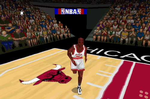 1 Guard in NBA Action '98