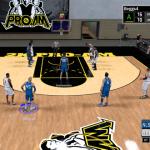NLSC Thrillho in a 2K Pro-Am game in NBA 2K17