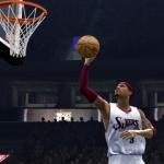 Allen Iverson in NBA Live 07 (Xbox 360)