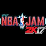 NBA Jam 2K17 Logo