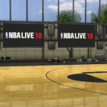 The Hangar in NBA Live 10
