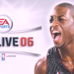 Next Gen Title Screen for NBA Live 06 PC