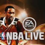 Next Gen Title Screen for NBA Live 08 PC