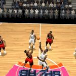 Alamodome in the 1996 Season Patch for NBA Live 2004